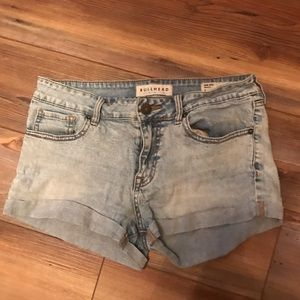 PACSUN bullhead low rise shorts